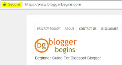 Our Blog is now secure and running on HTTPS