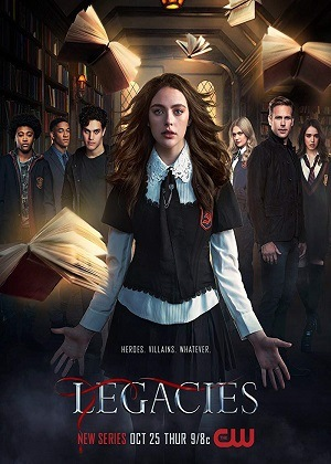 Legacies poster e capa torrent download