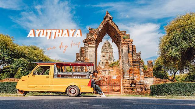 Ở Lào, Campuchia và Thái Lan, Wat nghĩa là chùa, Wat Rachaburana là một trong những di tích sở hữu kiến trúc Hindu giáo đẹp nhất Thái Lan.
