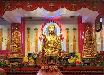 Mahayana Buddhist Temple New York