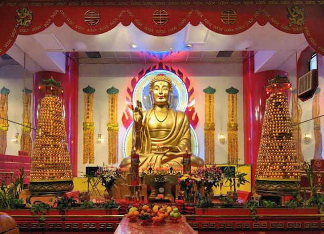 Mahayana Buddhist Temple New York