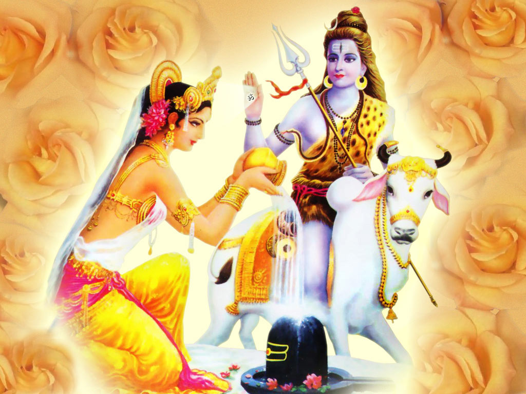 Lord shiva parvati hindu god wallpapers free download - God images wallpapers ...
