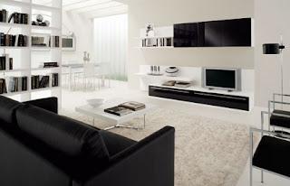 sala muebles de cuero