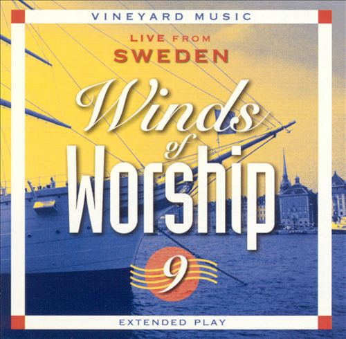 Vineyard Music-Winds Of Worship 9-Live From Sweden-