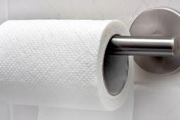 Ini Bahayanya Menggunakan Tisu Toilet Setelah Makan