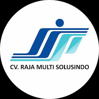 Logo CV. Raja Multi Solusindo Raja Pulsa