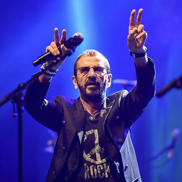 Ringo Starr et son All Starr Band ont égayé l'Olympia