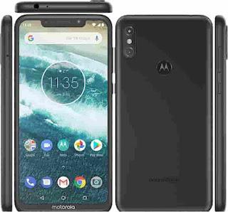 Motorola One Power (P30 Note ) Speknya Sangar Baterainya 5000 mAh