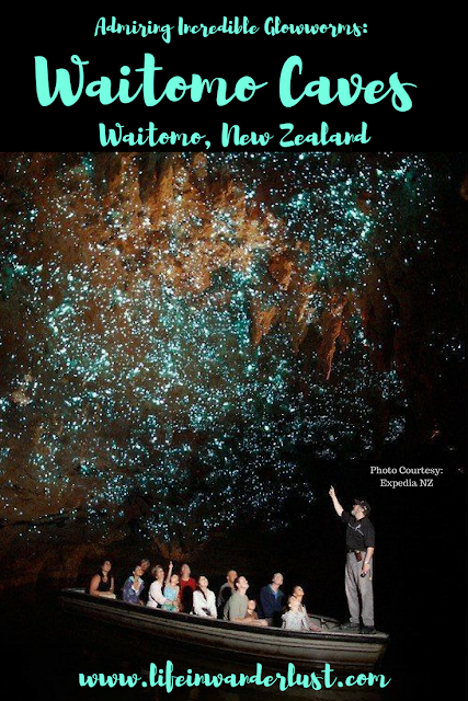 Waitomo Glowworm Caves Review