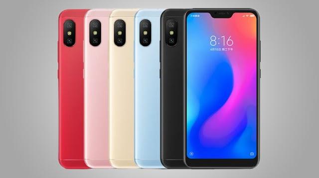 Spesifikasi Ponsel Xiaomi