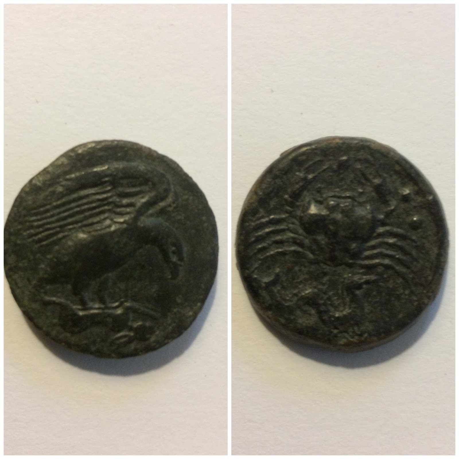 authenticity guaranteed posted by orbis coins and maps