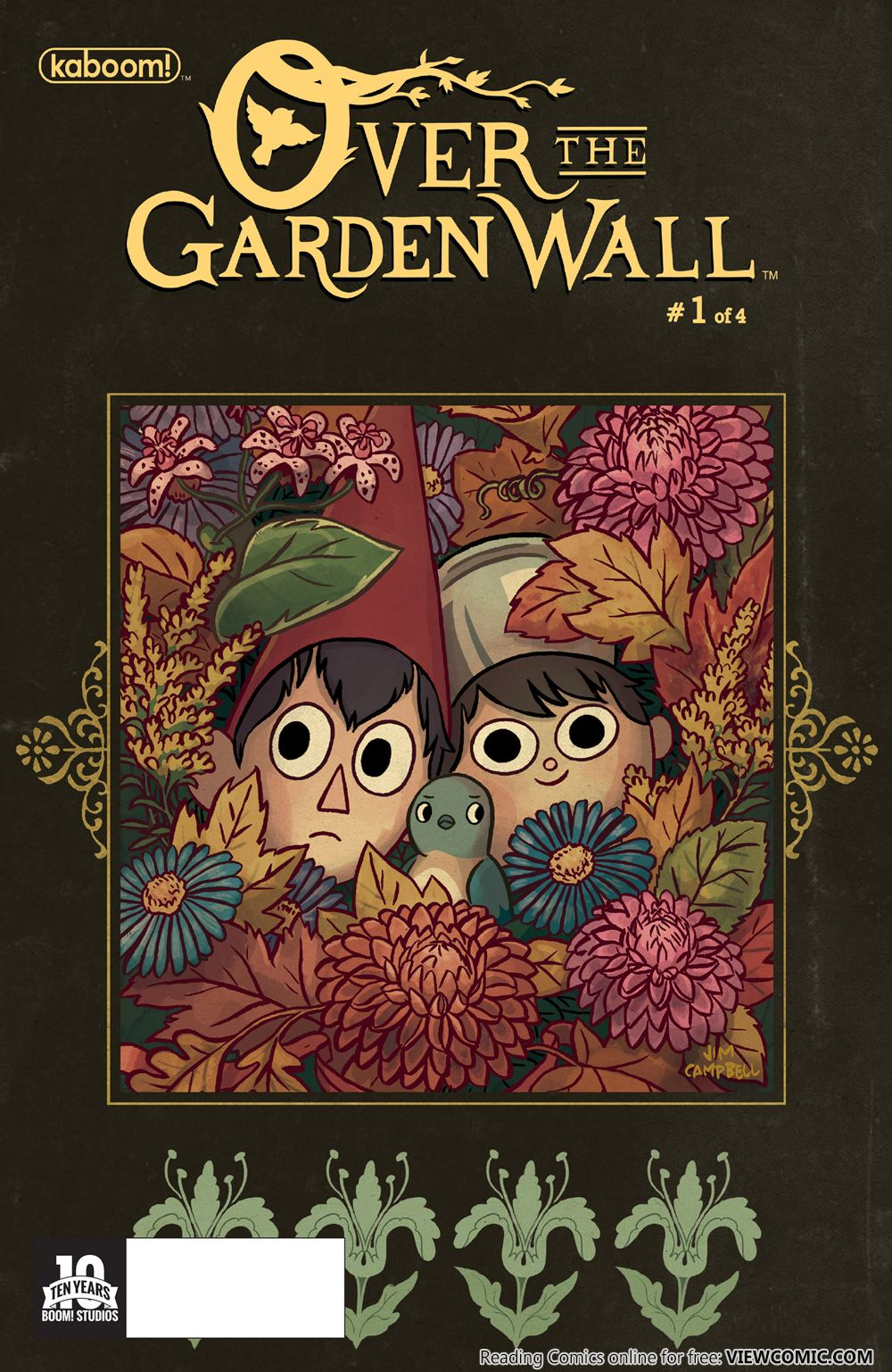 Over The Garden Wall Viewcomic Reading Comics Online For Free 2019