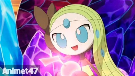 Ảnh trong phim Pokemon Bản Dạ Khúc Ánh Trăng Của Meloetta 1
