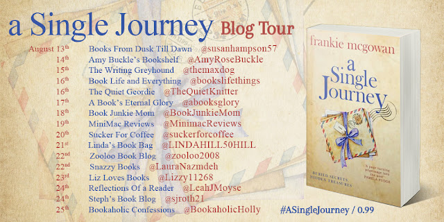 a-single-journey, frankie-mcgowan, book, blog-tour