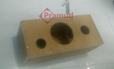 membuat box speaker 8 inchi