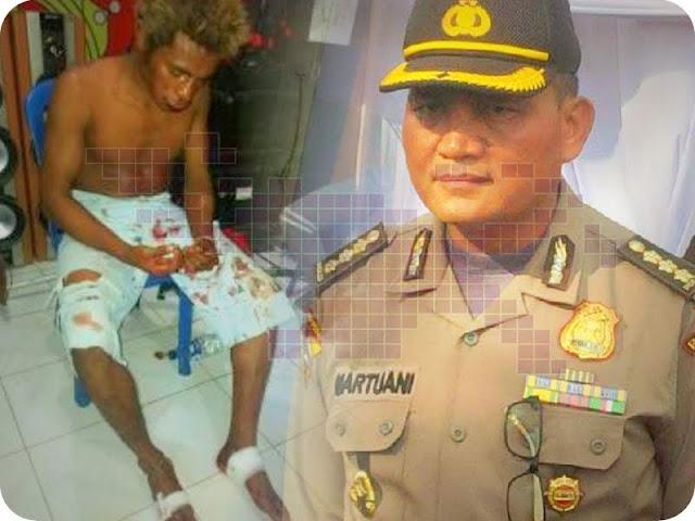 Martuani Sormin Siregar Diminta Tindak Lanjuti Kasus Kekerasan Terhadap Mansar Rumayom