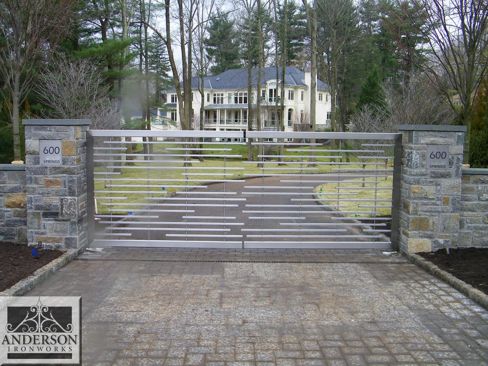 Gate Designs: Driveway Gate Designs