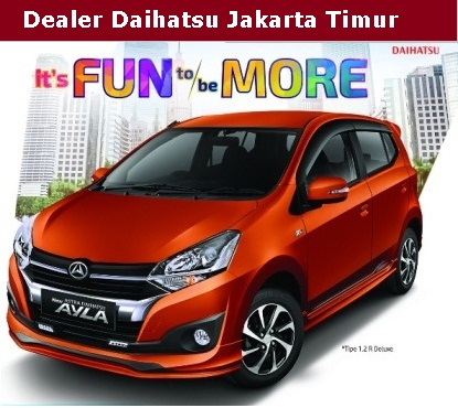 dealer Daihatsu Jakarta Timur