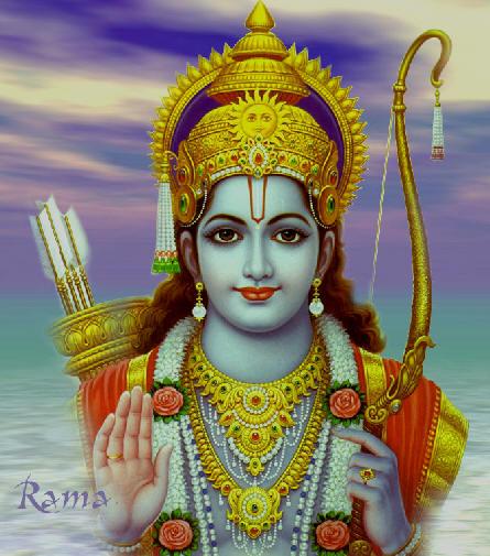 Jai Sri Ram Hindu God HD Beautiful Wallpapers | God Wallpaper
