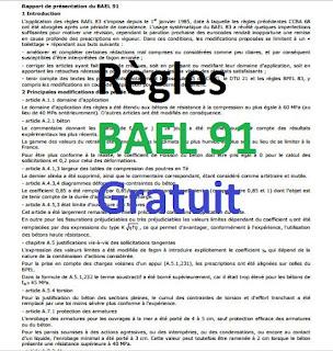 BAEL 91 GRATUIT TÉLÉCHARGER PDF
