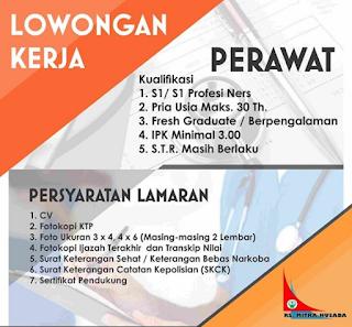 Info Lowongan Kerja Lampung di Rumah Sakit Mitra Husada Pringsewu Februari 2018
