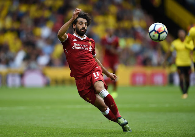 2018 FIFAWorld Cup Russia: Mohamed Salah looks to expand purple blotch