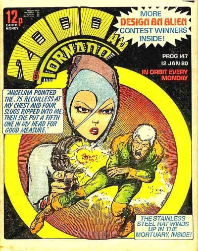 2000 AD Prog 147, The Stainless Steel Rat
