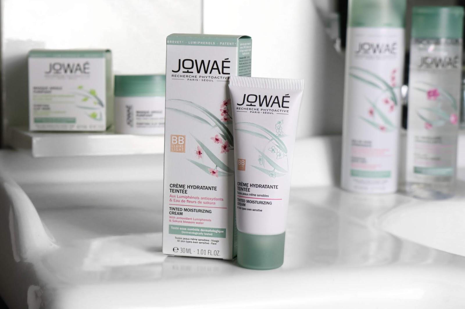 tinted moisturizing cream jowae