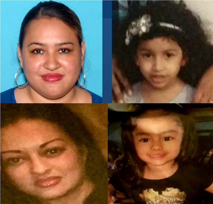 Madres hispanas desaparecen con hijas en NY y New Jersey