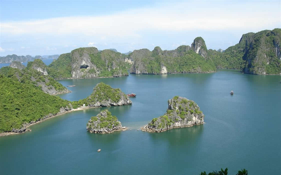 Baía de Ha Long,  Vietnã