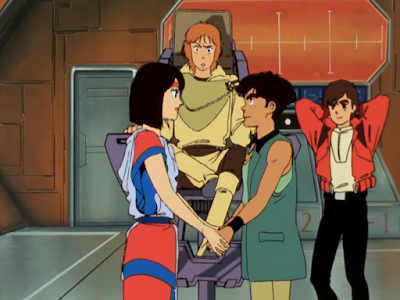 MS Gundam ZZ Episode 39 Subtitle Indonesia