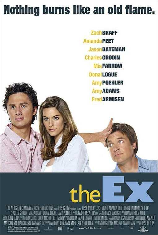 poster The Ex 2006 Full Movie Dual Audio Hindi Free Download 300Mb
