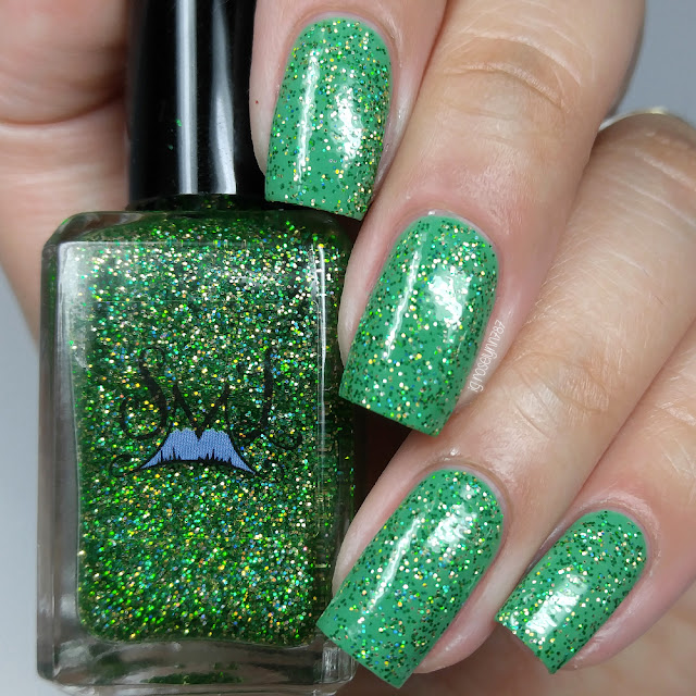 Smokey Mountain Lacquers - Green Hills