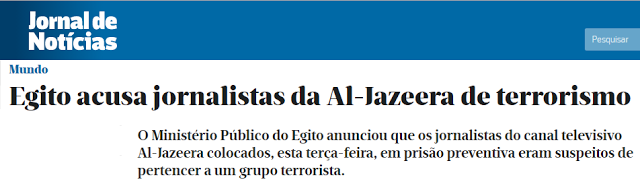 Dilma fala à Al Jazeera, rede de TV acusada de ligação com o TERRORISMO internacional