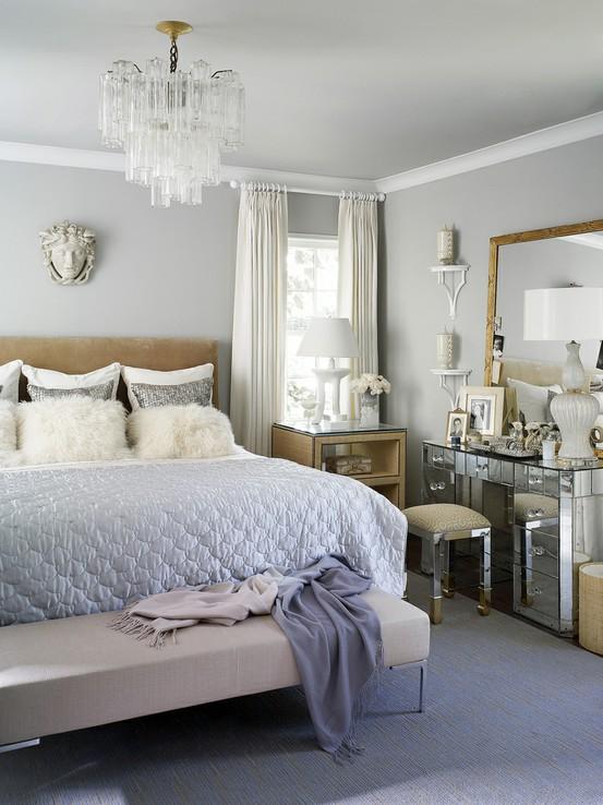 Cara Clark Design: GLAMOROUS CHIC BEDROOMS TO INSPIRE - photo#1