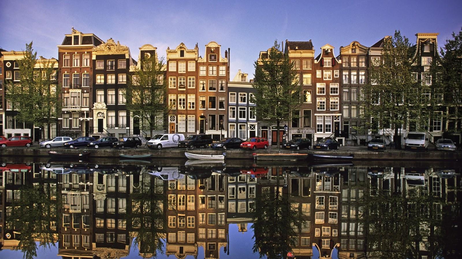 AMSTERDAM, CIDADE HOLANDESA