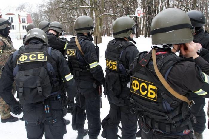 ФСБ РФ задержала в Симферополе гражданина Украины якобы за «шпионаж»
