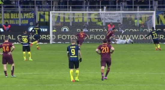 INTER-ROMA 1-3 HIGHLIGHTS