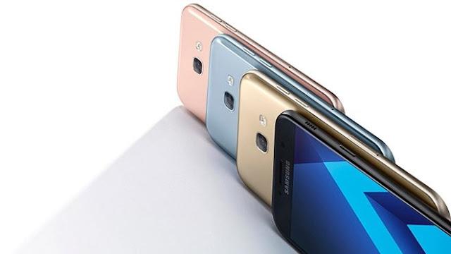 Galaxy A 2017 - Samsung androidAcini