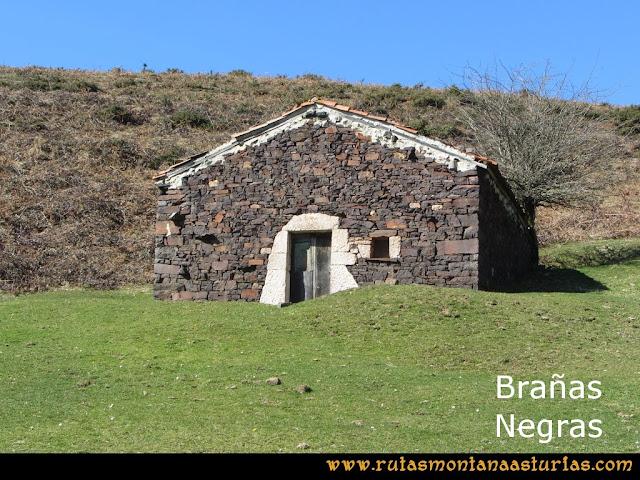 Ruta Linares, La Loral, Buey Muerto, Cuevallagar: Brañas Negras