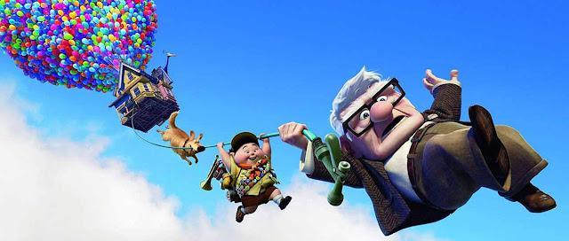 رحلة بيكسار Pixar مع الأوسكار.. أفلام تألقت في سماء فن الرسوم المتحركة فيلم up