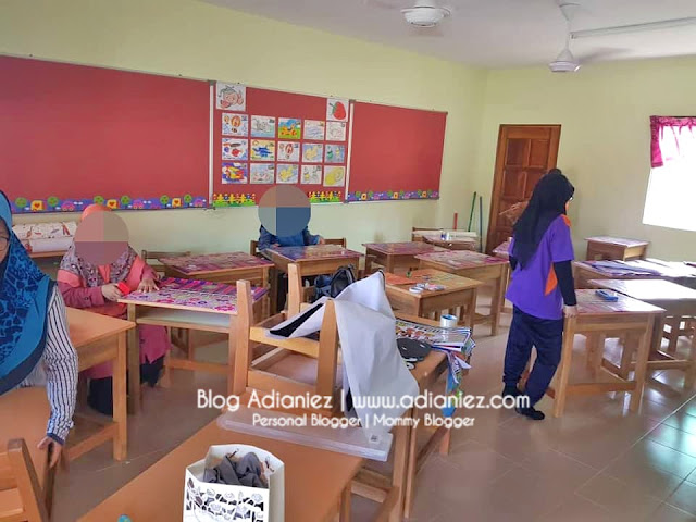 Gotong-Royong | Deko Kelas 1 Soleh, SRITI An-Najah