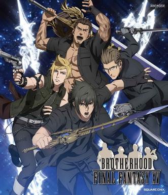 [MOVIES] BROTHERHOOD FINAL FANTASY XV (台湾版)