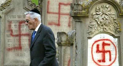 Para los europeos, los judíos son los culpables del antisemitismo