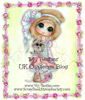Besties Blog Challenge winner