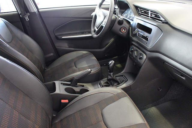 Chery Tiggo 2 Look - interior