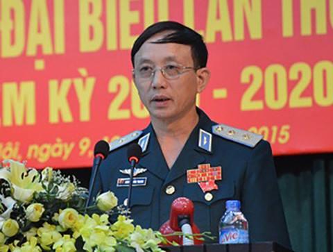Trung tướng Nguyễn Văn Thanh