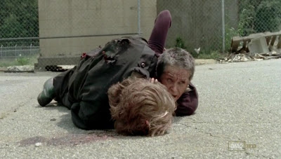 The Walking Dead 3x10 - Diteci la vostra