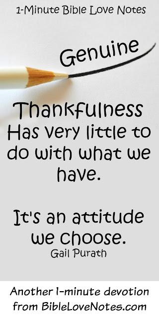 entitled or grateful