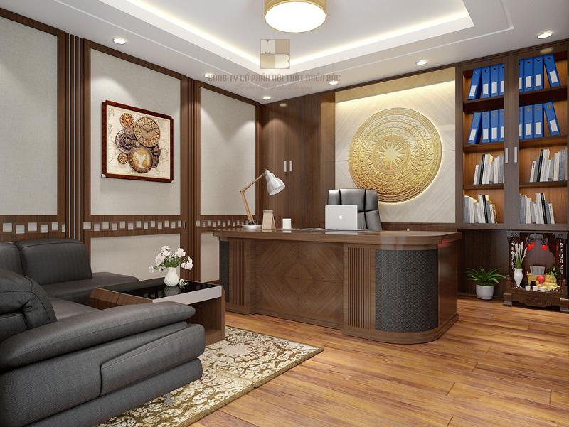 Nguyên tắc thiết kế nội thất phòng giám đốc đẳng cấp - H1
